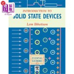【中商海外直订】Introduction to Solid State Devices