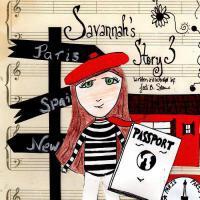 【预订】Savannah's Story 3
