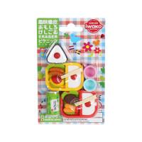 IWAKO ER-BRI027 岩泽趣味橡皮 儿童卡通可爱橡皮创意文具 .野餐当当自营