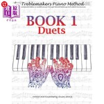 【中商海外直订】Treblemakers Piano Method: Book 1 Duets
