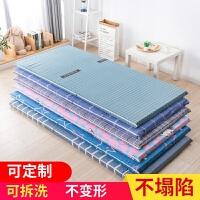 学生海绵床垫1米宿舍0.8单人0.9x1.9硬垫80cm寝室1.2m上下铺垫被