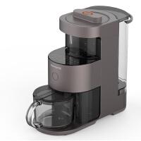 九阳(Joyoung)破壁机Y1自动清洗静音破壁机不用手洗料理机家用预约破壁机热烘除菌破壁料理机Y1 茶色
