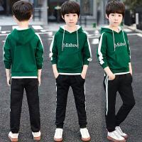 童装2018新款男童秋装儿童运动套装韩版秋款中大童男装秋季两件套