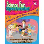 【预订】Science Fair Spectacular: A Musical about Great Scienti
