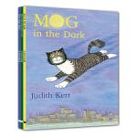Mog three titles collection #1(Mog in the Dark,Mog the Forgetful Cat,Mog's Bad Thing) 小猫格格三本故事套装#1(黑暗中的小猫格格,没记性的小猫格格,小猫格格的坏事情)