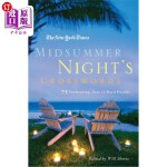 【中商海外直订】New York Times Midsummer Night's Crosswords