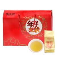 年年有余正山小种红茶茶叶礼盒装500散装
