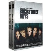 Backstreet Boys后街男孩无敌典藏辑精选汽车载3CD 5DVD正版音乐