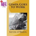 【中商海外直订】Gimpa Goes to Work