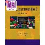 【中商海外直订】Learning Java Through Alice 3