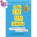 【中商海外直订】Always Eat Left Handed: 15 Surprising Secrets for K