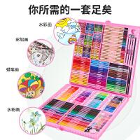 水彩笔儿童画笔礼盒画画工具套装画笔生日六一礼物学生绘画美术学习用品幼儿园女孩