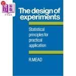 【中商海外直订】The Design of Experiments: Statistical Principles f