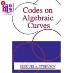 【中商海外直订】Codes on Algebraic Curves