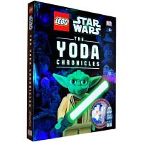 LEGO・ Star Wars the Yoda Chronicles 乐高系列:星球大战之尤达大师(精装) ISBN