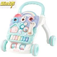 【六一儿童节特惠】 宝宝学步车手推车音乐多功能助步车防侧翻6-7-18个月婴儿