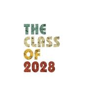 【预订】The Class of 2028: Vintage Composition Notebook For Note