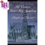 【中商海外直订】Viennese Minor-Key Symphony in the Age of Haydn and