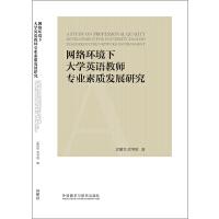 网络环境下大学英语教师专业素质发展研究