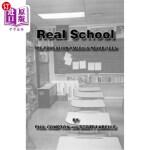 【中商海外直订】Real School: The Education America Never Sees