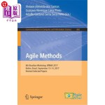 【中商海外直订】Agile Methods: 8th Brazilian Workshop, Wbma 2017, B