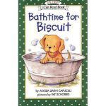 【预订】Bathtime for Biscuit 进口原版
