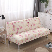 床笠式全盖沙发床套简易折叠无扶手弹力沙发套罩布艺全包通用套子
