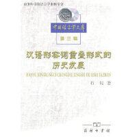 汉语形容词重叠形式的历史发展