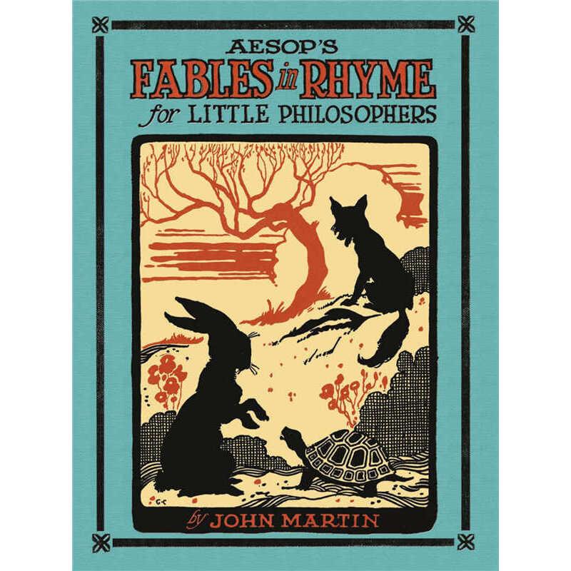 Aesop's Fables in Rhyme for Little Philosophers (【按需印刷】) 按需印刷商品,15天发货,非质量问题不接受退换货。
