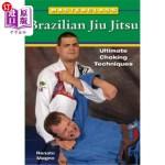 【中商海外直订】Masterclass Brazilian Jiu Jitsu: Ultimate Choking T