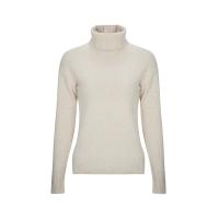 网易严选 原色小山羊绒 女式加厚100%小山羊绒衫