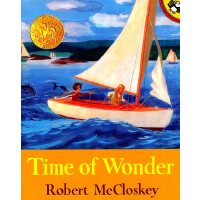 Time of Wonder(Caldecott Medal Book)《美好时光》(1958年 凯迪克金奖绘本 IS