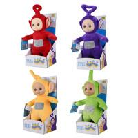 【教师节礼物】天线宝宝公仔 天线宝宝毛绒玩具小波公仔玩偶拉拉儿童玩具安抚睡眠娃娃 DHX授权--高30厘米