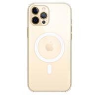 Apple�O果原�biPhone12/12Pro透明手�C��MagSafe保�o��6.1英寸保�o套 透明保�o��
