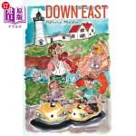 【中商海外直订】Down East