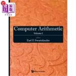 【中商海外直订】Computer Arithmetic: Volume I