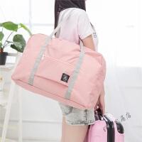 旅行收纳手提包拉杆包行李袋单肩包防水折叠袋