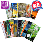 【中商原版】纽伯瑞获奖书单15册 高年级套装 蓝思指数820L-1090L 青少年小说读物