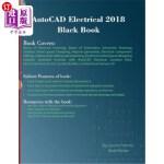 【中商海外直订】AutoCAD Electrical 2018 Black Book