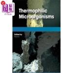 【中商海外直订】Thermophilic Microorganisms