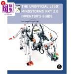 【中商海外直订】The Unofficial LEGO Mindstorms NXT 2.0 Inventor's G