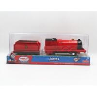托马斯和朋友托马斯火车玩具塑料电动小火车JAMES詹姆斯火车 詹姆斯 官方标配