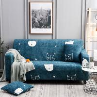 全包通用型沙发套布艺防滑沙发垫冬季全盖皮沙发罩巾简约现代