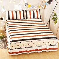 席梦思床罩床套床裙单件公主床盖床单床笠保护套防尘罩