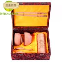 杯子 碗筷 汤勺 餐具套装雕刻礼品收藏品HY9137SN9821