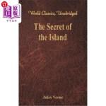 【中商海外直订】The Secret of the Island (World Classics, Unabridge