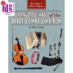 【中商海外直订】Folk Music of the British Isles: Key Stage 3 Music