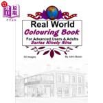 【中商海外直订】Real World Colouring Books Series 99