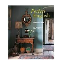 【预订】Perfect English 完美英国房子 英文原版室内设计图书