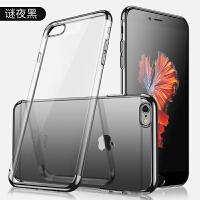 苹果6s手机壳透明软硅胶防摔iPhone6splus全包边软胶ipnone男女款